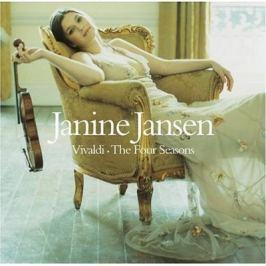 CD Janine Jansen : Vivaldi - Four Seasons