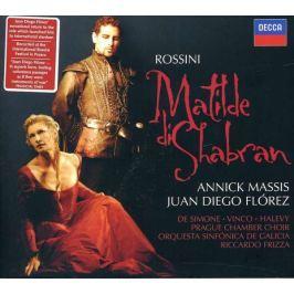 CD Rossini - Frizza / Matilde Di Shabran