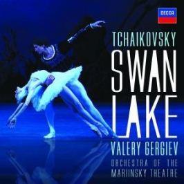 CD Peter I. Tchaikovsky : Swan Lake (highlights)
