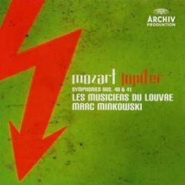 CD Wolfgang Amadeus Mozart : Symphonies Nos. 40 & 41 Jupiter