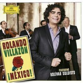 CD Rolando Villazón : Mexico!