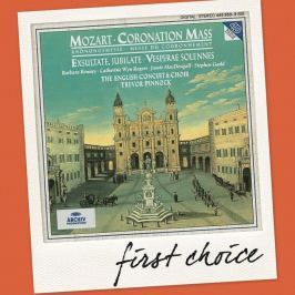 CD Wolfgang Amadeus Mozart : First Choice:Coronation..