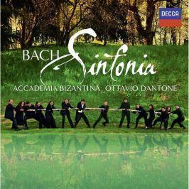 CD Bach - Dantone : Sinfonia