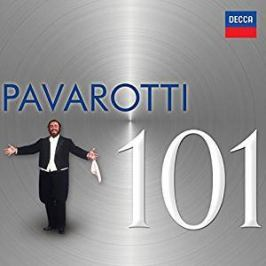 CD Pavarotti : 101 Pavarotti Box-Set