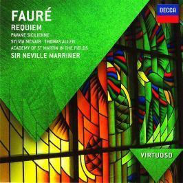 CD Faure - Marriner / Requiem, Pavane