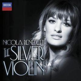 CD Nicola Benedetti : Silver Violin