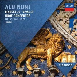 CD Albinoni, Marcello, Vivaldi: Oboe Concertos (Holliger)