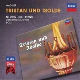 CD WAGNER - SOLTI / TRISTAN A ISOLDA