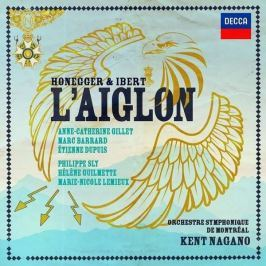 CD Honegger / Ibert - Nagano : L'Aiglon