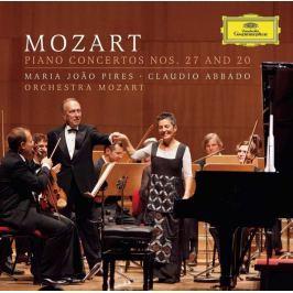 CD Mozart - Pires / Piano Concertos 27 & 20