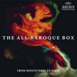 CD VA - The All-baroque Box