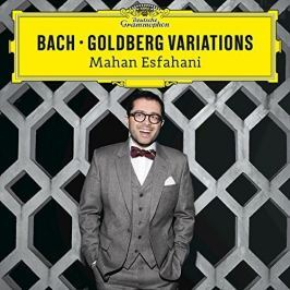 CD J.S.Bach : Goldberg Variations, BWV988