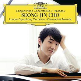 CD Frédéric Chopin : Piano Concerto No. 1 and Ballades