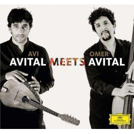 CD Va-Avital - Avital Meets Avital