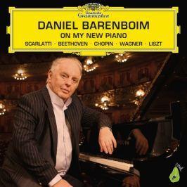 CD Daniel Barenboim : On My New Piano