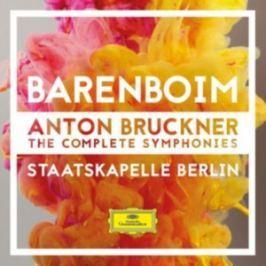 CD Bruckner : Symfonie 1-9 (Barenboim)