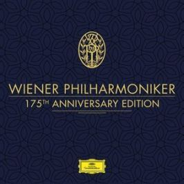 CD Wiener Philharmoniker : 175th Anniversary Edition (BOX)