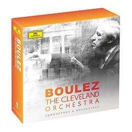 CD VA - Boulez : Pierre Boulez & The Cleveland Orchestra