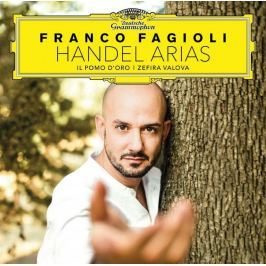 CD Franco Fagioli : Handel Arias