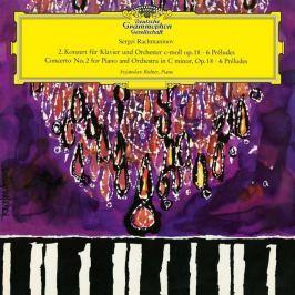 RACHMANINOV - RICHTER  /  PIANO CONCERTO 2, LP