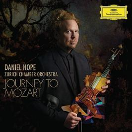 CD Mozart : Journey to Mozart (Daniel Hope)