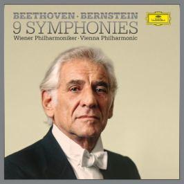 Beethoven : Symfonie 1-9 (Leonard Bernstein) LP