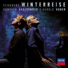 CD Schubert - Groissbock / Huber : Winterreise