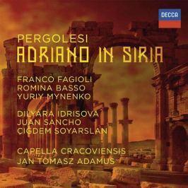 CD Pergolesi - Adamus: Adriano In Siria