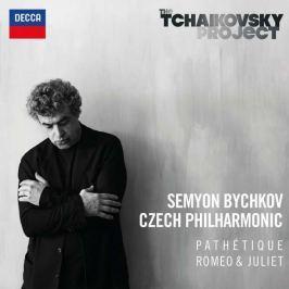 CD Tchaikovsky - Bychkov: Symf. 6 : Romeo a Julie