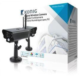 König Ostatní  Digitální bezdrátová kamera 2,4GHz
