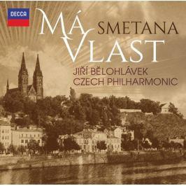 CD Bedřich Smetana : Má Vlast (Jiří Bělohlávek)