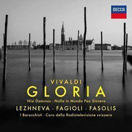 CD Antonio Vivaldi : Gloria