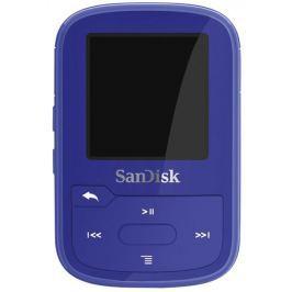 Sandisk MP3 16GB CLIP SPORT PLUS  - blue