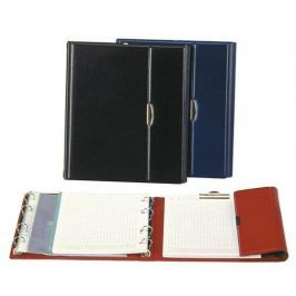 PANTA PLAST Konferenční desky, A5, koženka, PANTAPLAST Optimus, černé