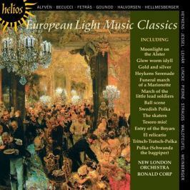 CD Corp : European Light Music Classics