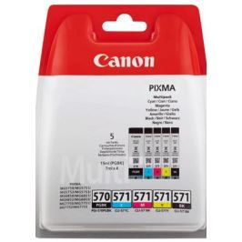 Canon Inkoust  Ink PGI-570/CLI-571 C/M/Y/BK multi pack