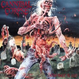 Cannibal Corpse : Eaten Back To Life LP
