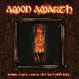 Amon Amarth : Once Sent From The Golden Ha LP