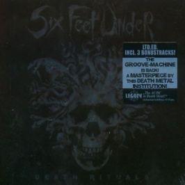 CD Six Feet Under : Death Rituals (Limited Edition)