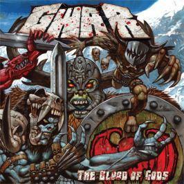 CD Gwar : The Blood Of Gods