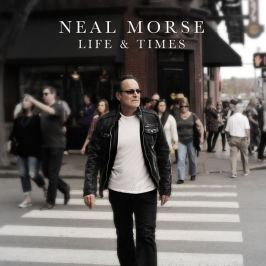 Neal Morse : Life And Times / Aubergine Marble Vinyl LP