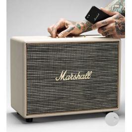 Marshall Bluetooth reproduktor  WOBURN cream edition - krémová