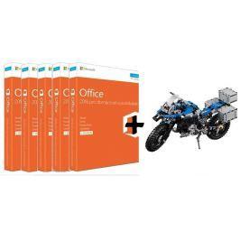 Microsoft Office 2016 pro domácnosti a podnikatele  T5D-02737