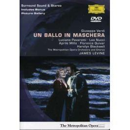 DVD Verdi - Levine : Maškarní Ples