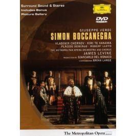Giuseppe Verdi : Simon Boccanegra (James Levine)