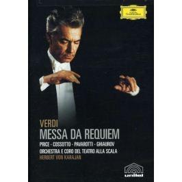 DVD Verdi - Karajan: Requiem