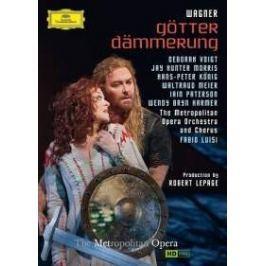 DVD Wagner - Luisi: Soumrak Bohů