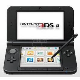 Nintendo - 3ds Konzole Xl Black+red, herní konzole 3ds
