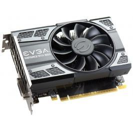 EVGA GeForce GTX 1050Ti SC Gaming, 4GB, HDMI2.0b, DisplayPort1.4 and DualLinkDVI