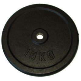 ACRA Litinový kotouč  litina 15 kg - 25 mm